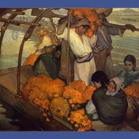 La ofrenda, 1913.