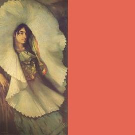 La tehuana, 1914.
